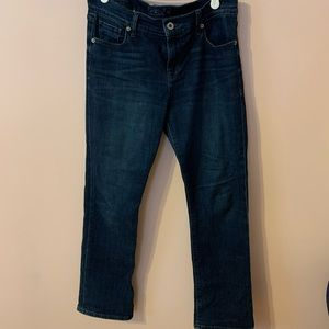Lucky brand Brooke boot jeans size 6/28